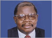 H.E. Benjamin William Mkapa